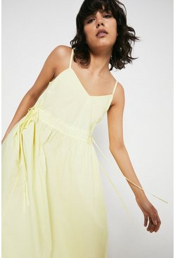 Yellow Cami Maxi Dress