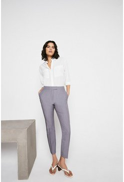 Grey marl Essential Slim Leg Trouser
