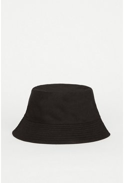 Blackwhite Reversible Bucket Hat