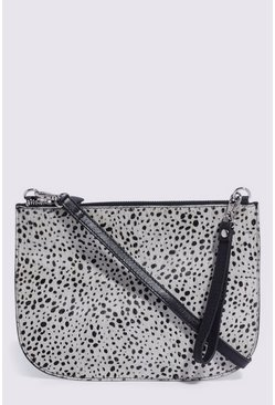 Animal Printed Crossbody Bag