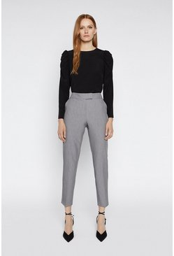 Dark grey Slim Leg Trouser