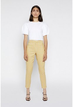 Multi Gingham Trouser