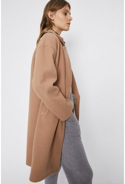 Camel Unlined Duster