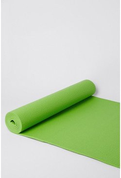 Green Exercise Mat