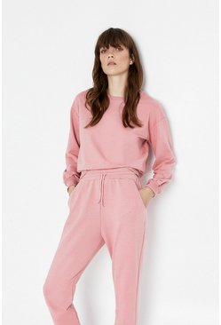 Light pink Longline Lounge Set