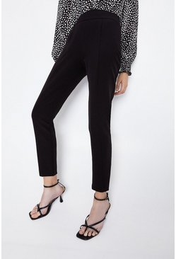 Black Tailored Legging