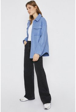 Dark blue Overshirt