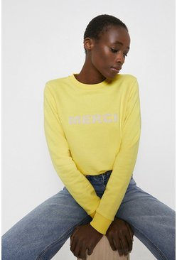 Lemon Merci Sweatshirt